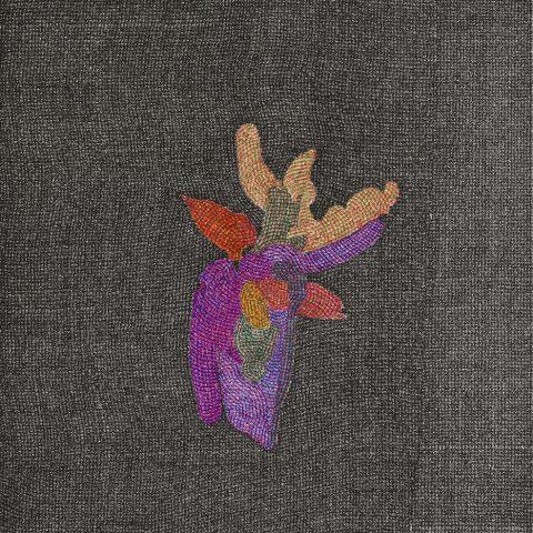 Die Schwebe, 2019, Mikropigmenttusche auf Archespapier, 36 cm x 26 cm
