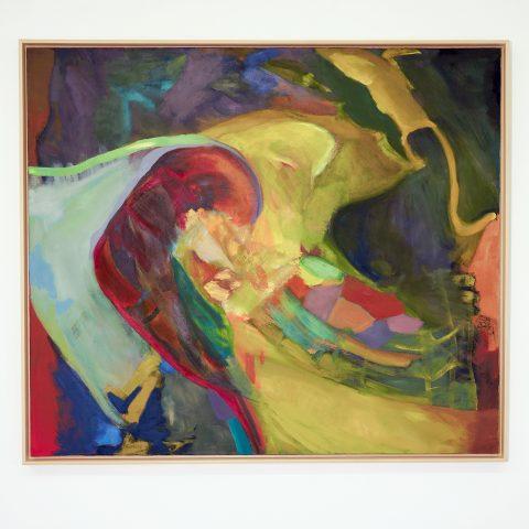 Illico, Öl auf Leinwand, 160 x 185 cm, 2020